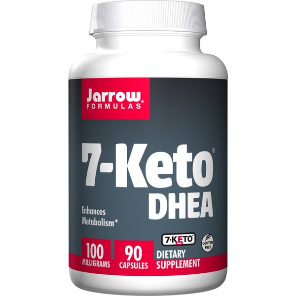 Jarrow Formulas 7-Keto DHEA (90 Capsules)