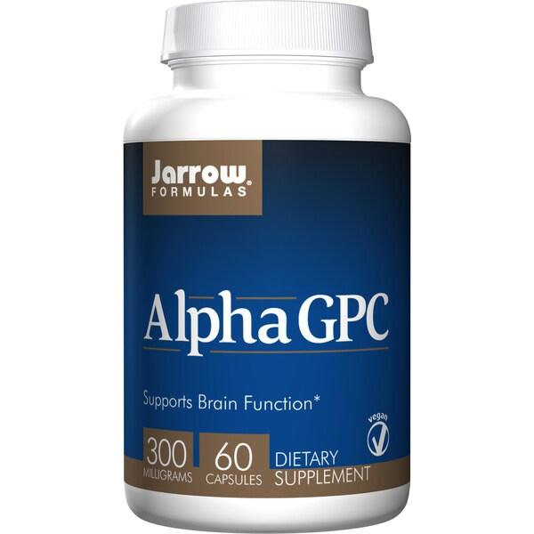 Jarrow Formulas Alpha GPC (60 Capsules)