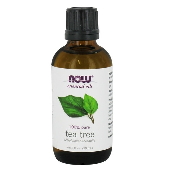 Now Foods 2-ounce Tea Tree Oil