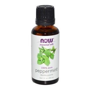 Now Foods 1-ounce Peppermint Oil