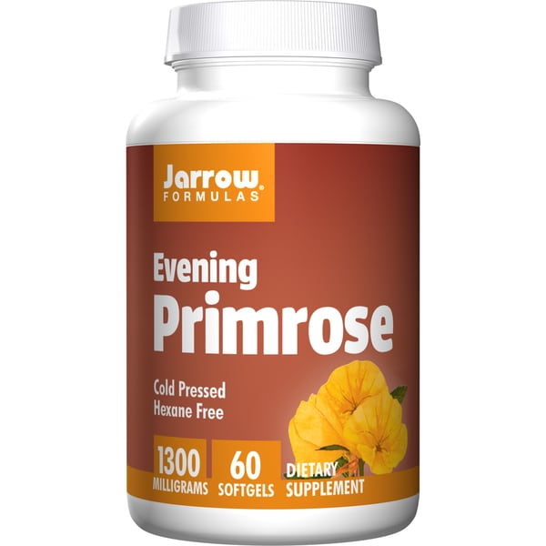 Jarrow Formulas Evening Primrose (60 Softgels)