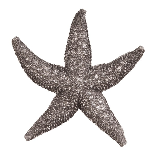 Deep Pewter Small Starfish