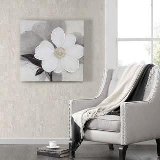 "Madison Park Ivo Stoyanov ""Midday Bloom"" Embellished Canvas"