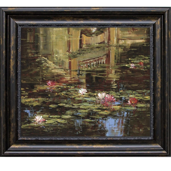Paul Panossian -Classical Reflections 34 x 28 Framed Art Print