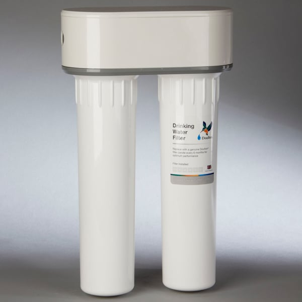 Undersink 2 Stage Water Filtration System W9380001
