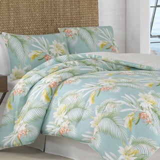 Tommy Bahama Beachomber Citrus Cotton 4-piece Comforter Set