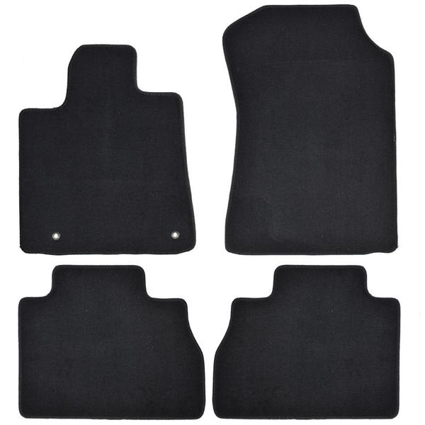 Custom Fit Floor Mats for TOYOTA TUNDRA 2010 - 2013 , Full Set OEM Fit