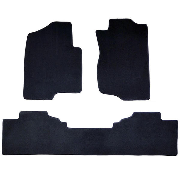 Custom Fit Floor Mats for CHEVY SILVERADO 2007 - 2012 , Full Set OEM Fit