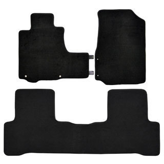 Custom Fit Floor Mats for HONDA CR-V 2007 - 2011 , Full Set OEM Fit