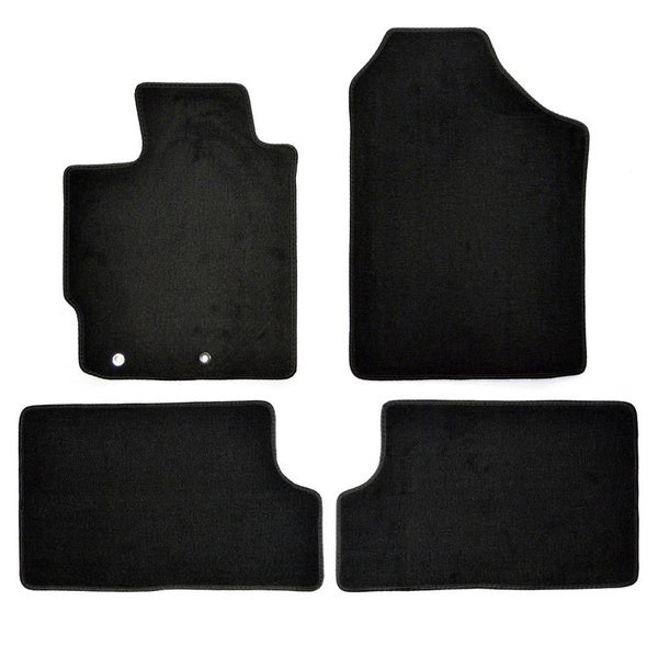 Custom Fit Floor Mats for TOYOTA YARIS 2007 - 2011 , Full Set OEM Fit