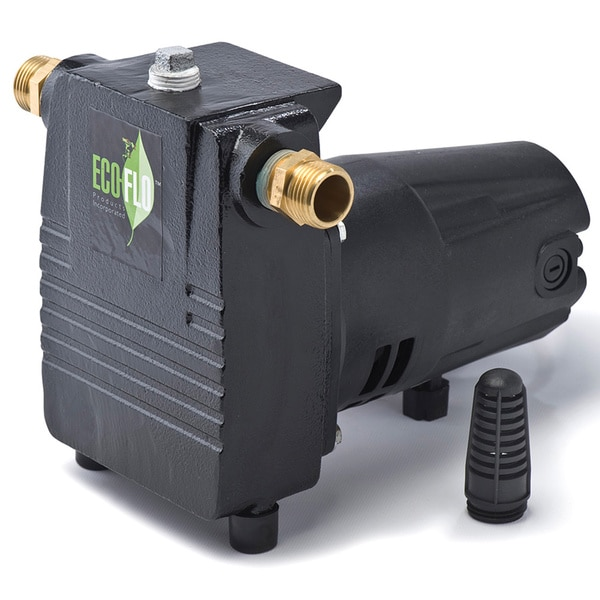 ECO-FLO Products PUP57 1/2 HP Cast Iron High Capacity Transfer Utility Pump