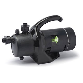 ECO-FLO Products PUP57 1/2 HP Cast Iron Portable Transfer/Transfer Booster Pump