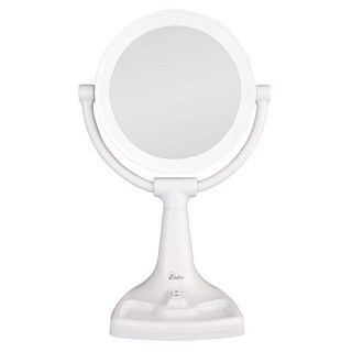Zadro Max Bright Sunlight 1x/10x Magnification Vanity Mirror