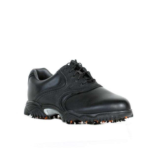 FootJoy Contour Series Mens Cleated Black Golf Shoes