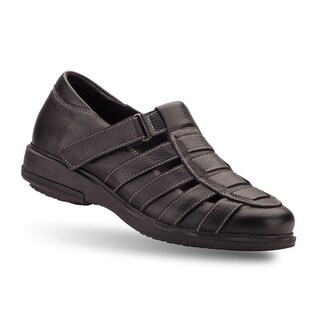 Men's Mayorka Casual Black Sandals