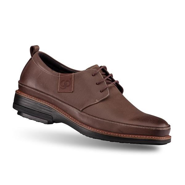 SB Men's Renni Dress Brown Shoes