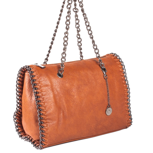 Hollis Chained Shoulder Bag