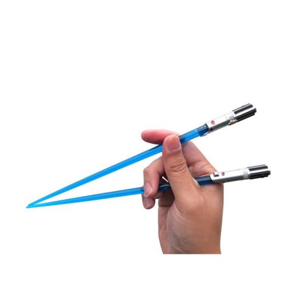 Star Wars Anakin Skywalker Blue Lightsaber Chopsticks