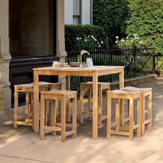 Oxford Garden Hampton 45 inch Counter Height Table