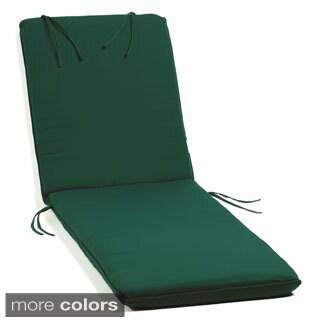 Oxford Garden Chaise Lounge Sunbrella Cushion