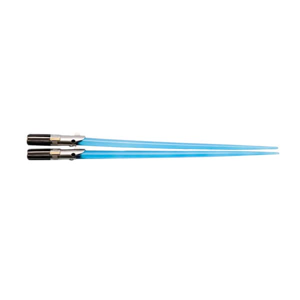 Star Wars Luke Skywalker Blue Lightsaber Chopsticks