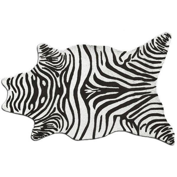 ZEBRA BLACK SHAPED