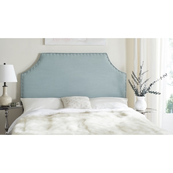 Safavieh Denham Sky Blue Headboard (Full)