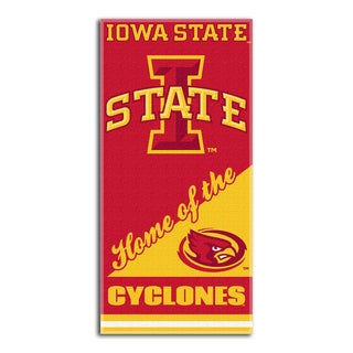 COL 911 Iowa State Home Beach Towel