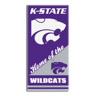 COL 911 Kansas State Home Beach Towel