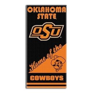 COL 911 Oklahoma Sate Home Beach Towel