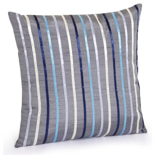 Jovi Home Anzio hand-embroidered Decorative Pillow