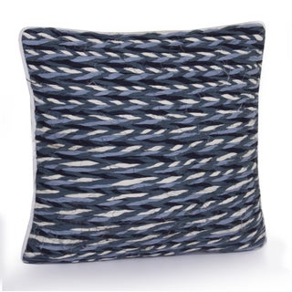 Jovi Home Cuba hand-woven Decorative Pillow
