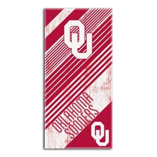 COL 911 Oklahoma Diagonal Beach Towel