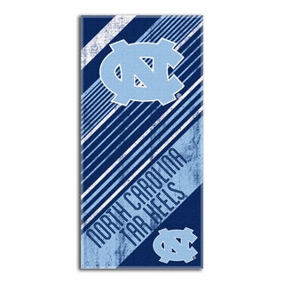 COL 911 UNC Diagonal Beach Towel
