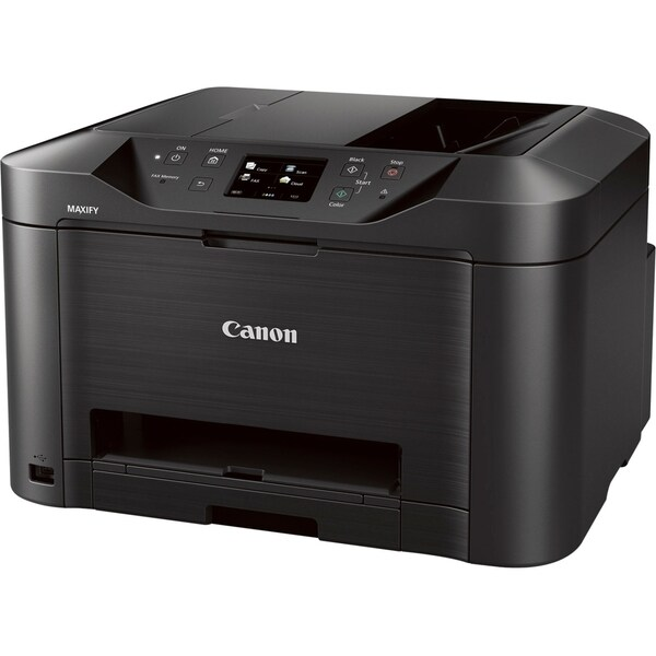 Canon MAXIFY MB5020 Inkjet Multifunction Printer - Color - Plain Pape