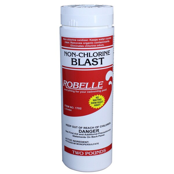 Robelle Non-Chlorine Blast
