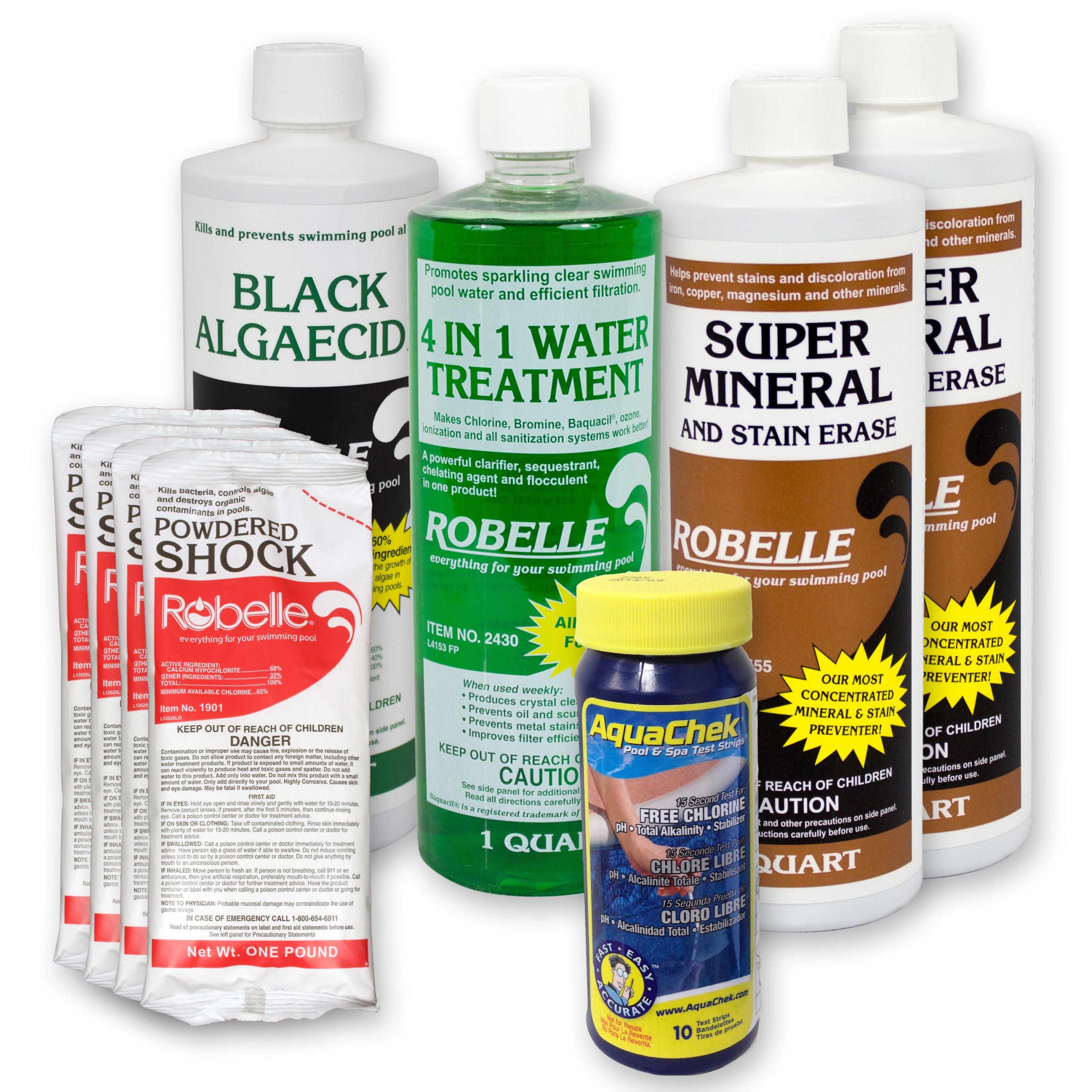 Robelle Swimming Pool Spring Start Up Kit Overstock Shopping The Best Prices On Robelle Pool