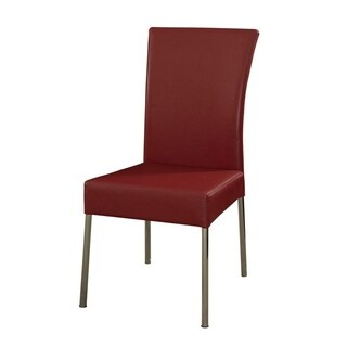 Oh! Home Camille Red Dining Chair (Set of 2)