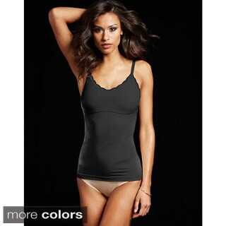 Maidenform Comfort Devotion V-Neck Lace Trimmed Tank