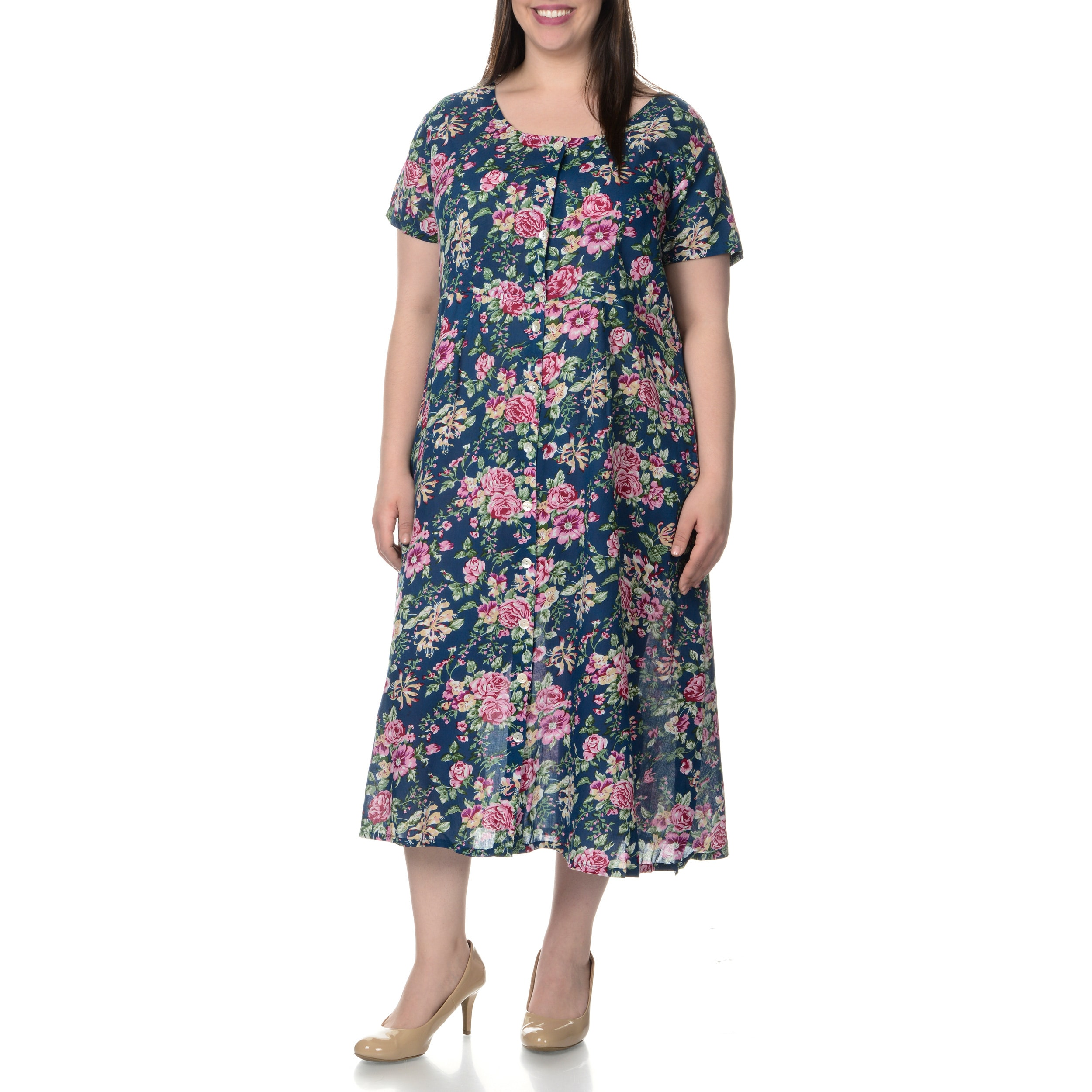 plus size dresses patterns