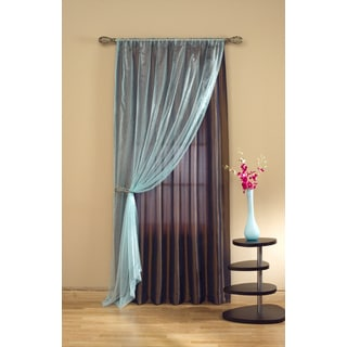 Maytex Savvy Reversible Window Curtain