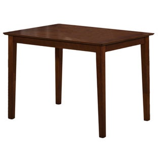 Medium Oak Wood Dining Table