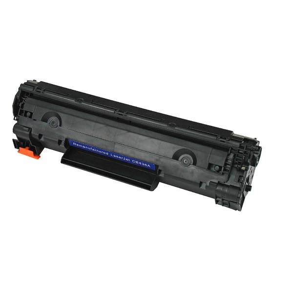 CB436A Black Toner Cartridge For HP (2-pack)