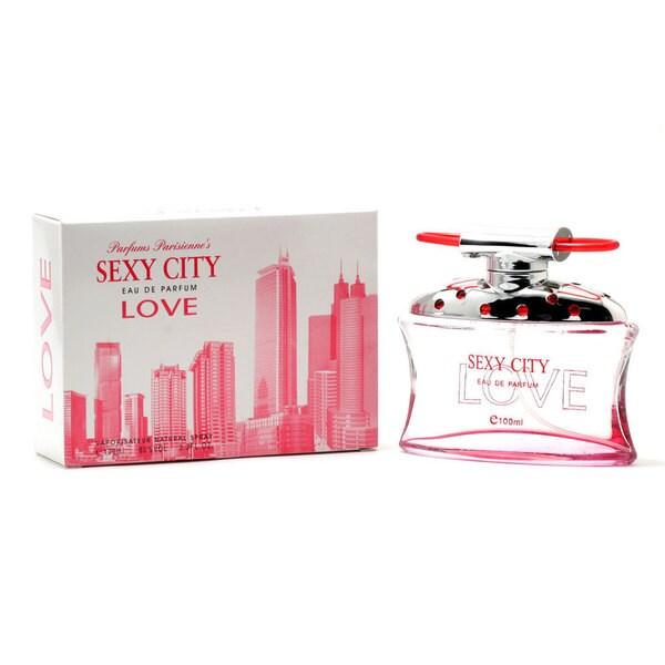 Parfums Parisienne Sexy City Love Women's 3.3-ounce Eau de Parfum Spray