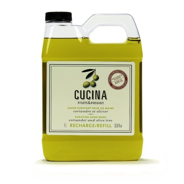 Cucina Fruits and Passion 33.8-ounce Hand Wash Refill