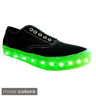 Starry Eyed Jordan07W Women's LED Light-up Sneakers