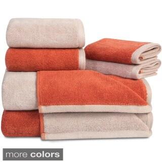 Reversible 6-piece Set Cotton Towels