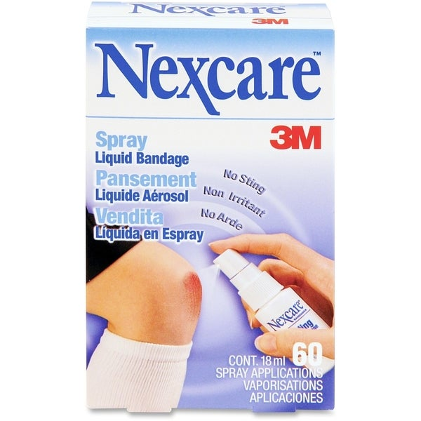 3M Nexcare Spray Liquid Bandage