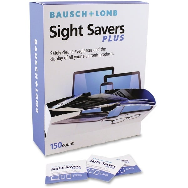 Bausch & Lomb Sight Savers Cleaning Tissues
