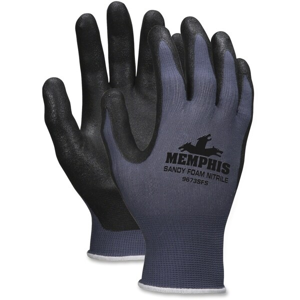 MCR Safety Shell Lined Small Size Protective Gloves